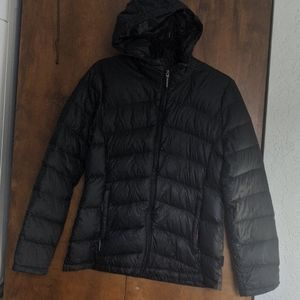 Calvin Klein lightweight premium down coat. Medium